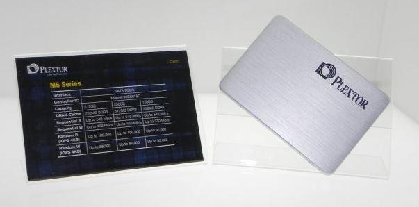 Plextor скоро представят новую серию своих твердотельных дисков