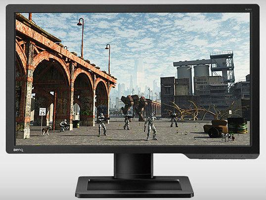 BenQ анонсировали новый монитор XL2411Z с диагональю 24 дюйма
