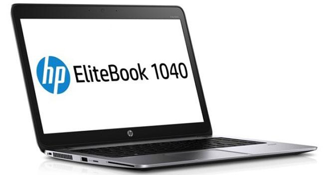 Защищённый ультрабук EliteBook Folio 1040 G1 - новинка от HP