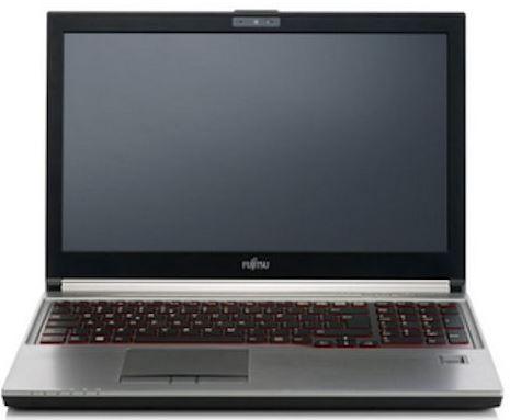 Fujitsu анонсировали ноутбук CELSIUS H730