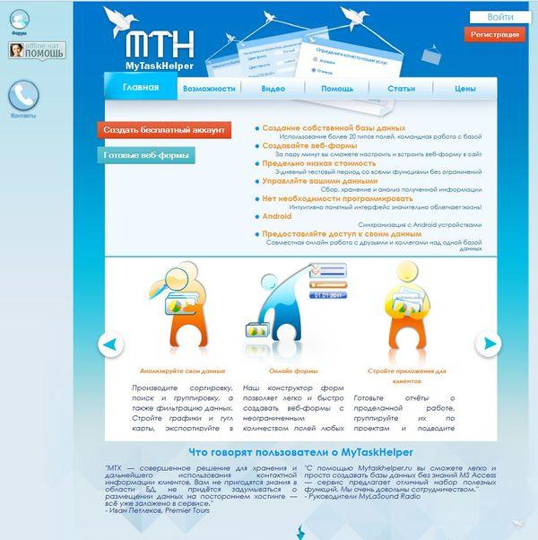 Особенности создания медиаколекции фото с помощью сервиса MyTaskHelper