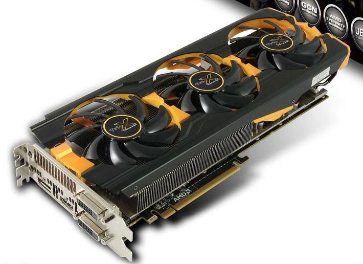 Sapphire установили на R9 290 и R9 290X систему охлаждения Tri-X