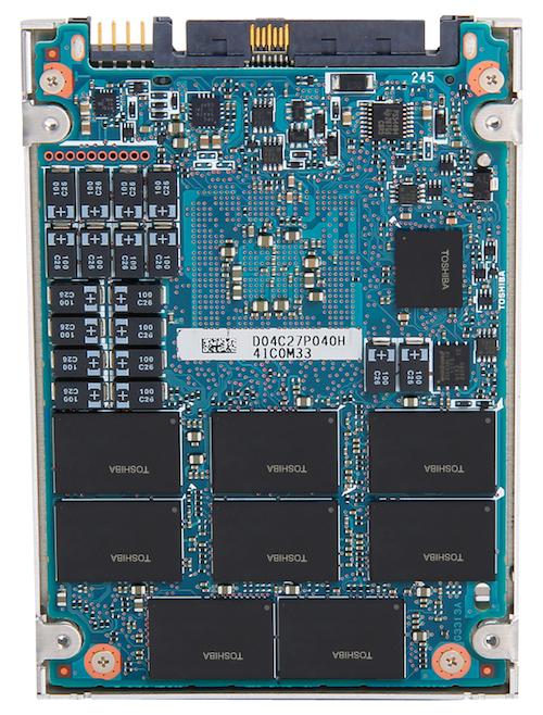 Toshiba запустили серию SSD PX03SN