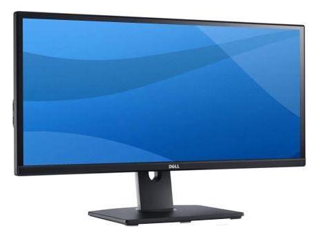 Dell анонсировали новый монитор с соотношением сторон 21:9