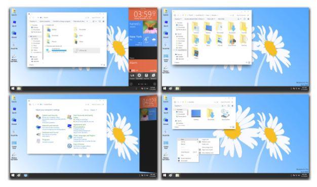 Как Windows 7 и 8.1 превратить в Windows 9?