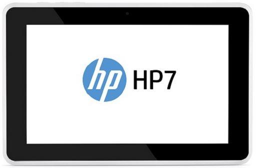 Ожидается планшет HP Mesquite ценой в 100 долларов