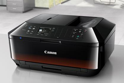 Canon представили обновленную линейку принтеров для домашнего офиса