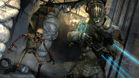 Шутер захватил лидерство Dead Space 3