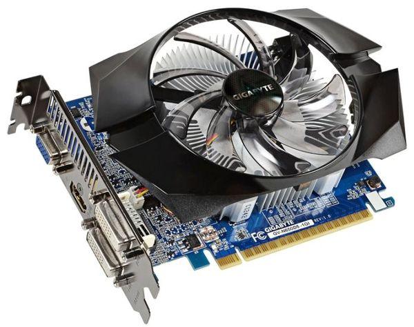 Новая видеокарта GeForce GTX 650
