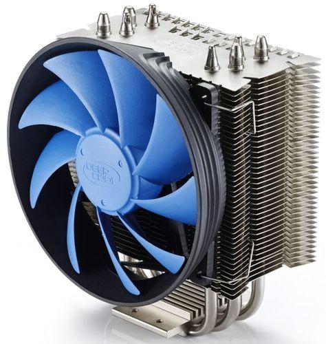 Компания Deepcool представила еще одну модель процессорного кулера