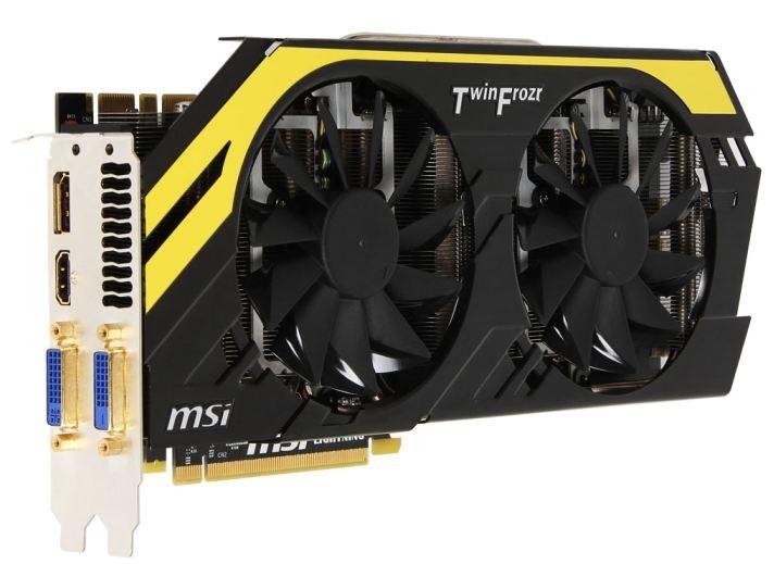 MSI решили умерить тепловыделение видеокарты GTX 680 Lightning