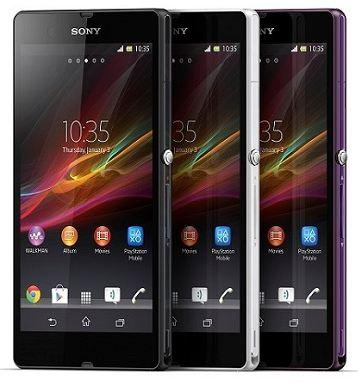 Мощный смартфон Sony с 5-ти дюймовым дисплеем скоро поступит в продажу