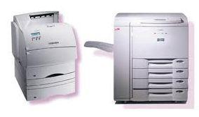 Печать от Toshiba