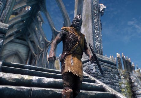 Состоялся долгожданный релиз The Elder Scrolls V: Skyrim на PlayStation 3