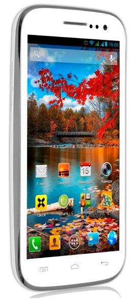Анонсирован мощный смартфон FLY IQ451 Vista
