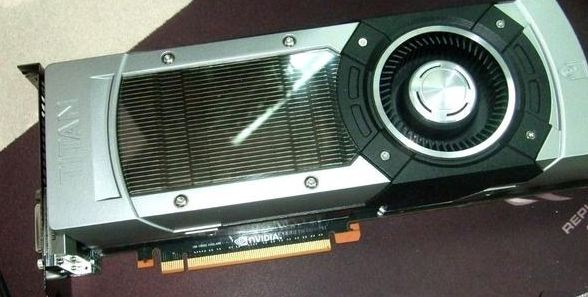 Видеокарта NVIDIA GeForce GTX Titan