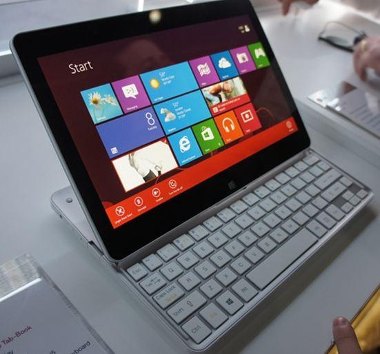 LG представили новый планшет за 1300$