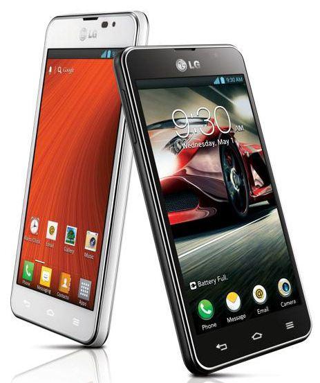 Состоялся официальный анонс смартфонов LG Optimus F7 и F5