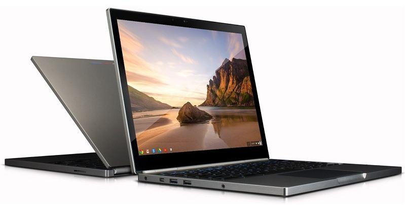 Анонсирован ноутбук Chromebook Pixel