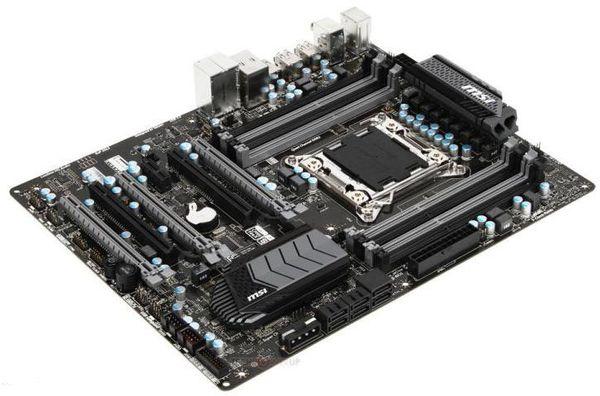 Материнская плата X79A-GD45 PLUS от MSI