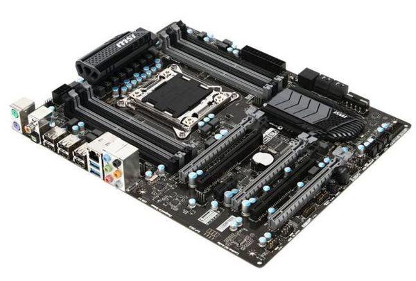 Плата MSI X79A-GD45 PLUS