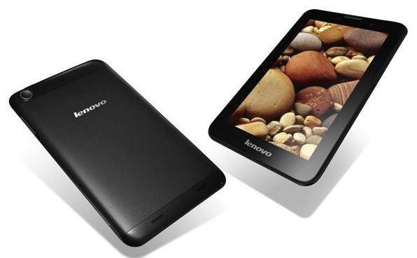 Lenovo представила 3 новых планшета