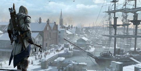 Доступно дополнение к игре Assassin's Creed III
