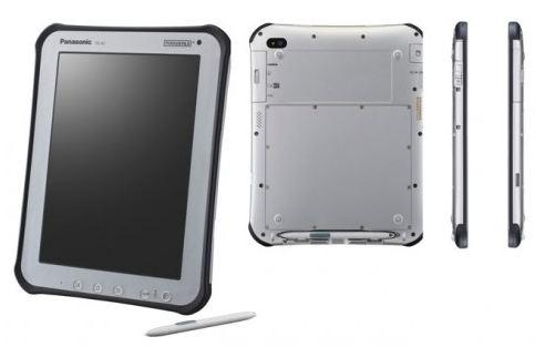 Panasonic представляют Toughpad FZ-A1