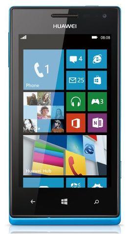 Huawei представили смартфон Ascend W1 на базе WP8