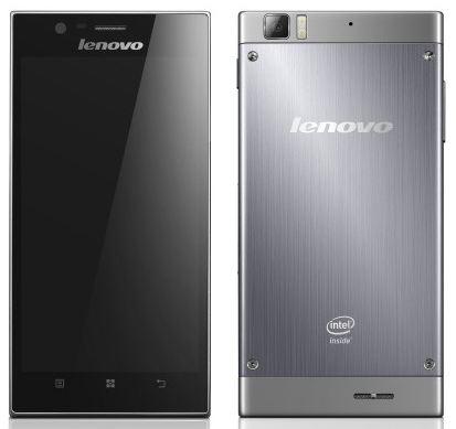 Lenovo представили стильный смартфон с большим дисплеем Full HD