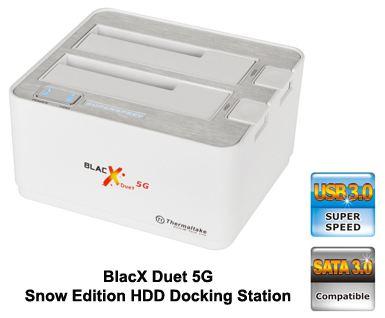 BlacX Duet 5G Snow Edition