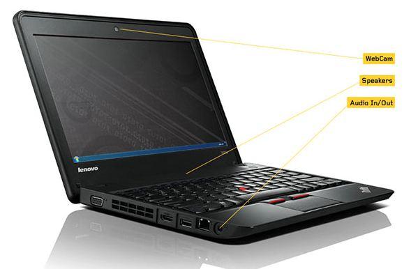 Компания Lenovo представила хромбук ThinkPad X131e для учебных заведений