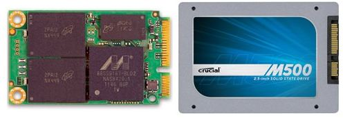 Компания Micron представила SSD Crucial M500