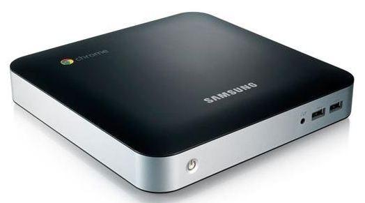 Представлен Chromebox на платформе Intel Core i5