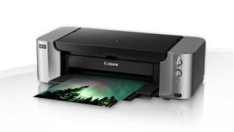 Компания Canon представили сразу 2 новых принтера: PIXMA PRO-100 и PIXMA PRO-10