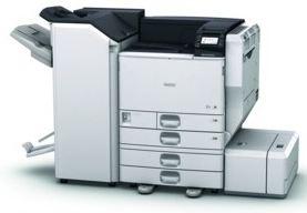 Ricoh представили обновленную линейку цветных лазерных принтеров