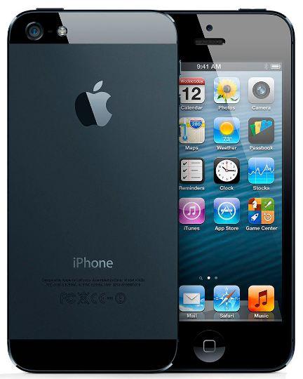 Новый iPhone 5 от Apple значительно упал в цене