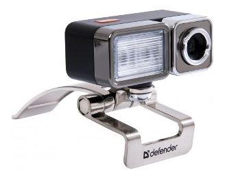 Новая веб-камера от Defender