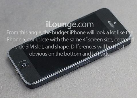 В глобальной сети появился возможный «бюджетный iPhone»