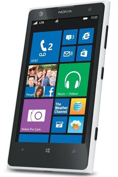 Nokia выпустили смартфон Lumia 1020