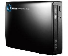 I-O Data выпустили внешний привод DVR-UA24EZ