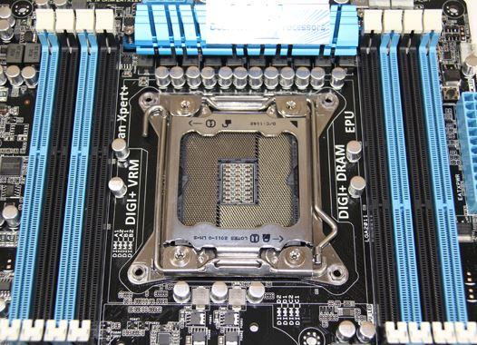 Intel планируют Socket LGA 2011 как долгожителя