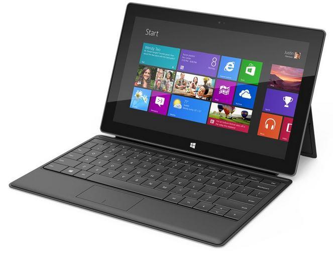 На Microsoft Surface RT официально снижена цена