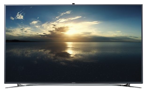 Samsung назвали цены на свои телевизоры F9000 4K UHD