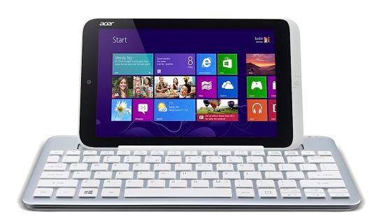 Осенью Acer должны выпустить обновленную модель Iconia W3
