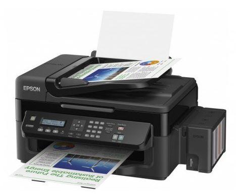 Дешевая печать с МФУ Epson L550