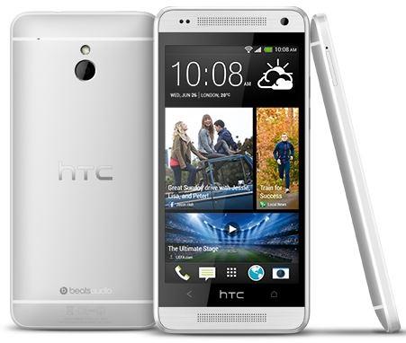 Официально представлен смартфон HTC One Mini