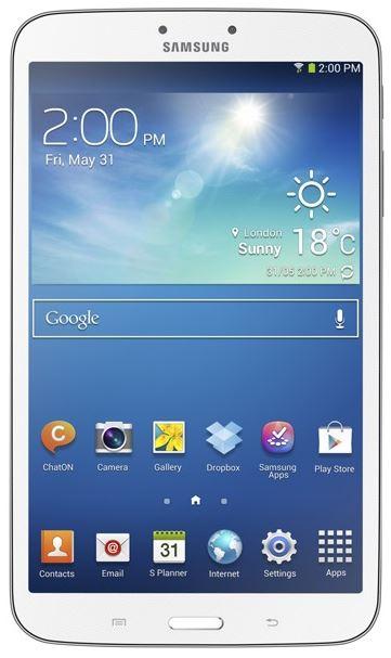 Обнародованы цены на планшетные ПК Samsung Galaxy Tab 3 в России