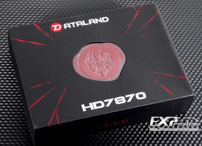 Информация о видеокарте Devil HD 7870 от PowerColor