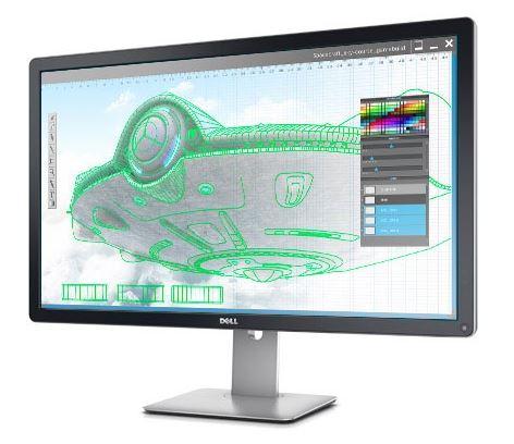 Монитор UltraSharp 32 от компании Dell